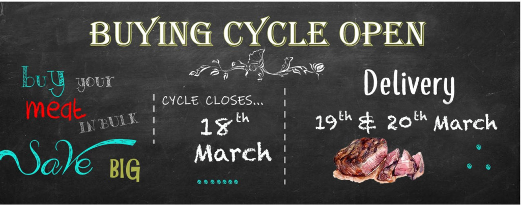 Cycle closes March 18
